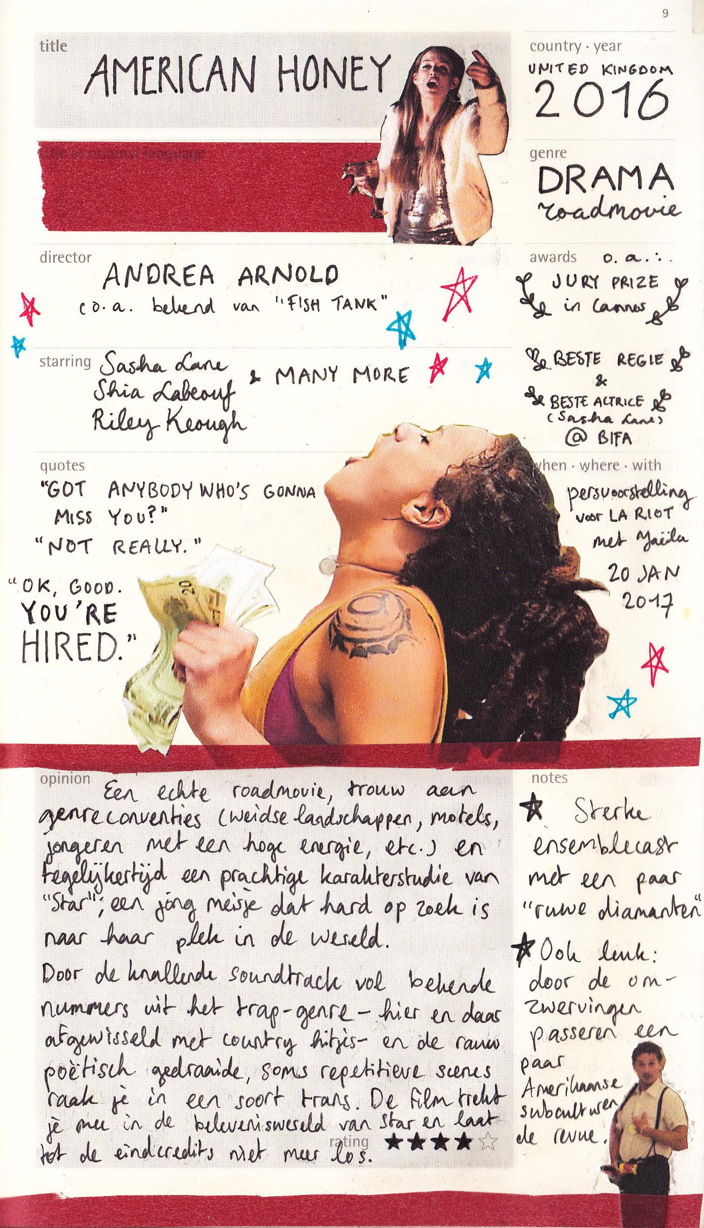 americanhoney-recensie