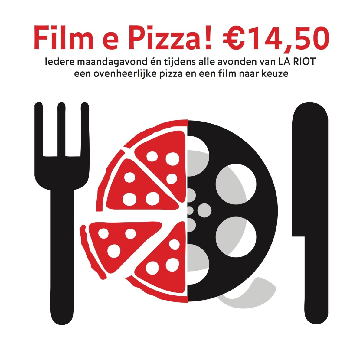 Film & Pizza!