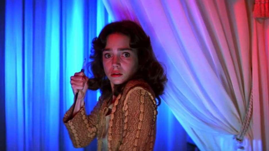Susie (Jessica Harper) in Suspiria (1977)